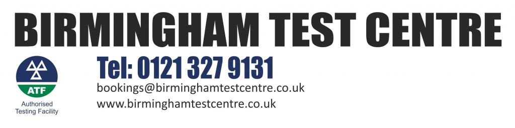 Birmingham Test Centre | M6 Group of Companies | B7 5TJ